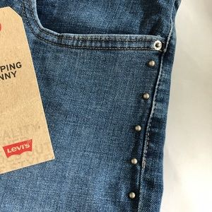 Levi's Jeans - Levi's 311 Shaping Studded Skinny Jeans